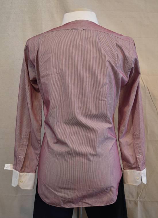 Thom Browne Dress Shirt Size US M / EU 48-50 / 2 - 6