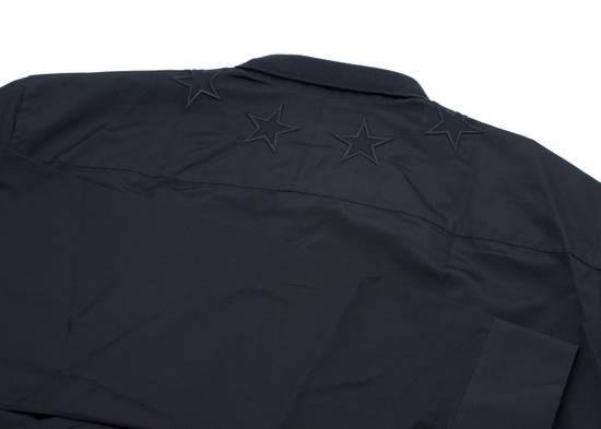 Givenchy Givenchy Mens Black Star 100% Cotton Button Down Size US S / EU 44-46 / 1 - 2