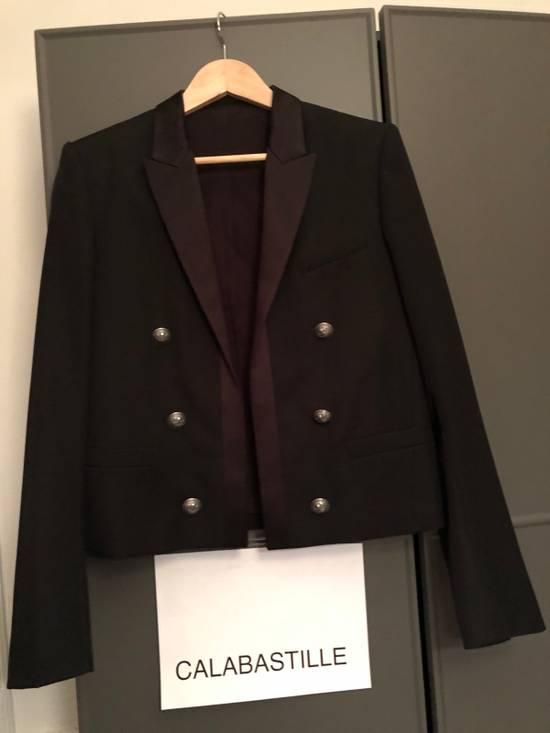 Balmain Balmain Jacket with satin lapel Size 50R - 7