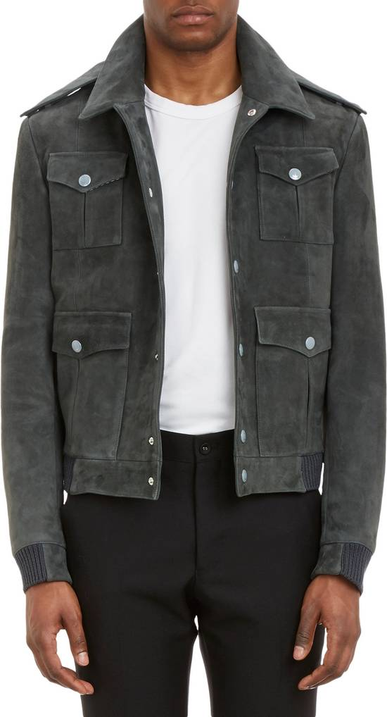 Thom Browne Suede military bomber jacket Size US S / EU 44-46 / 1 - 9