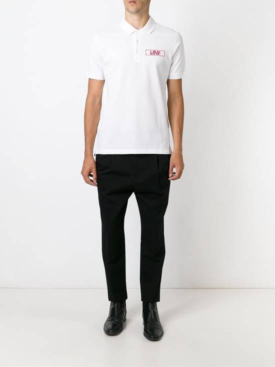 Givenchy Givenchy Love Embroidered Rottweiler Slim Fit Polo Shirt T-shirt size XL (M) Size US M / EU 48-50 / 2 - 3