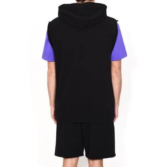 Givenchy DESTROYED SLEEVELESS HOODIE Size US M / EU 48-50 / 2 - 4