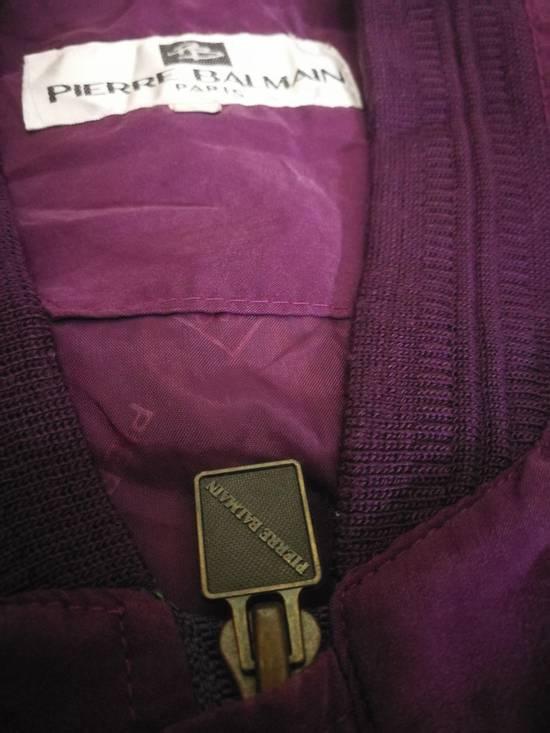 Balmain Vintage Balmain Jacket Not Balenciaga Versace Gucci Louis Vuitton Raf Simons Kenzo Hermes Size US L / EU 52-54 / 3 - 5