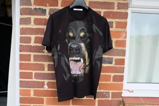 Givenchy Black Rottweiler T-shirt Size US XL / EU 56 / 4