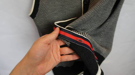 Thom Browne Black feece vest Size US L / EU 52-54 / 3 - 3