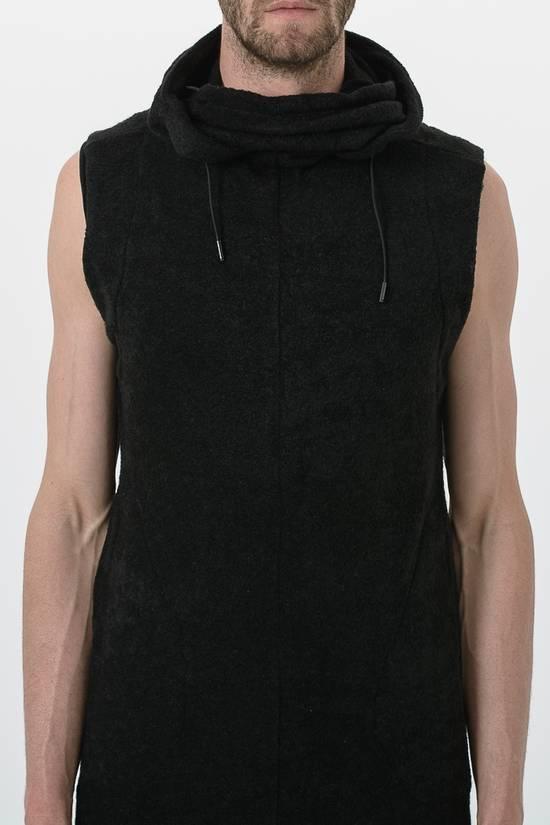 Julius alpaca blend hooded gilet Size US S / EU 44-46 / 1