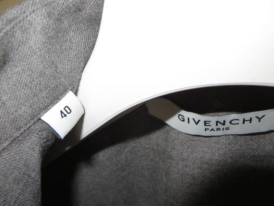 Givenchy FINAL PRICE! Grey flannel shirt Size US M / EU 48-50 / 2 - 4