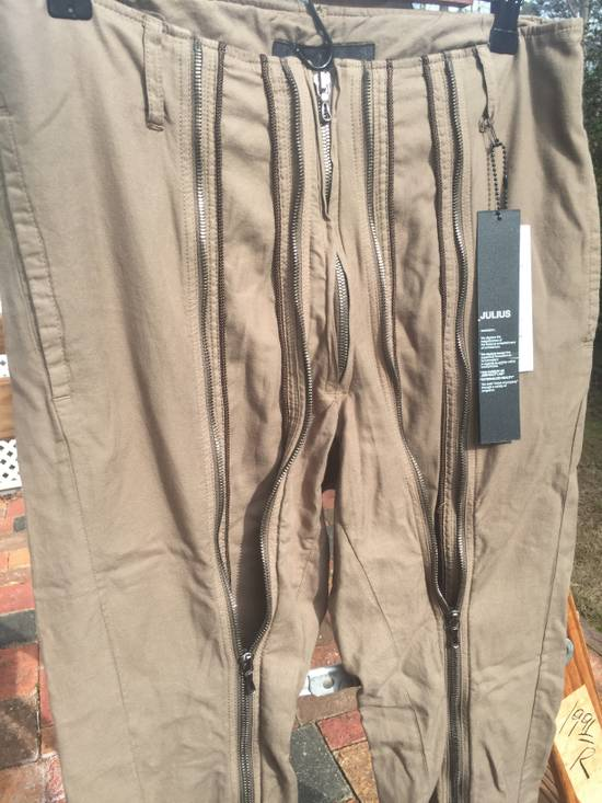Julius SS10 Full Zip Narrow Flight Pants BNWT Size US 30 / EU 46 - 1