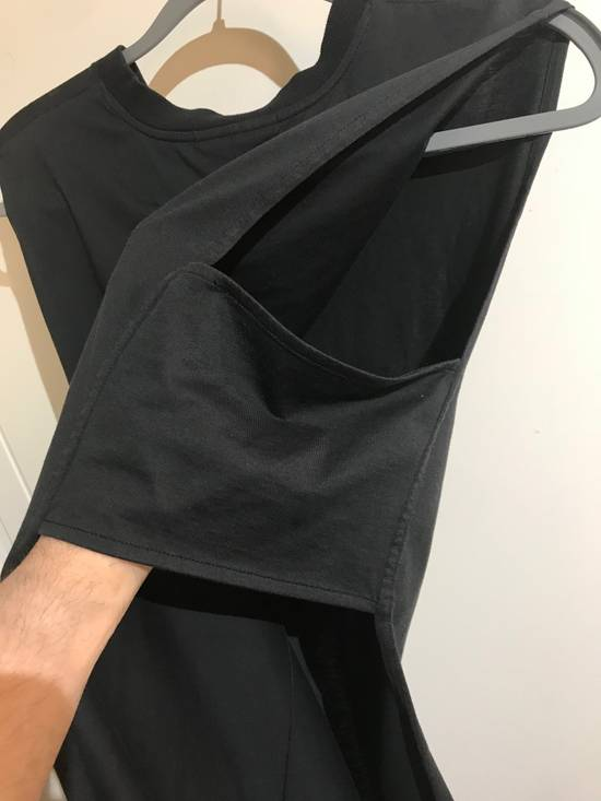 Givenchy Sleeveless Black T-shirt with open side panels Size US L / EU 52-54 / 3 - 5