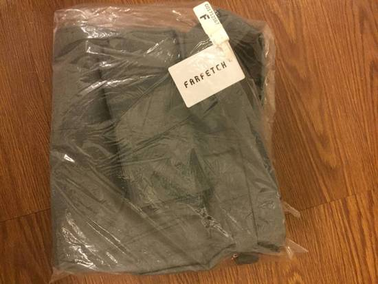 Thom Browne Straight Leg Suit Trouser Grey Melange Size 1 Size 38R - 2
