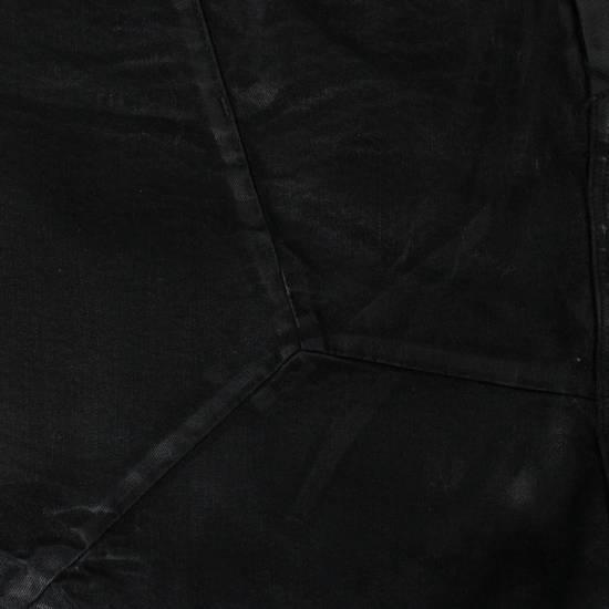 Julius 7 Black Sarqouel Stretch Denim Shorts Size M Size US 34 / EU 50 - 2