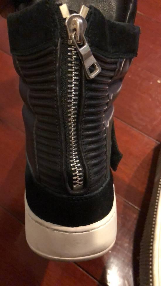 Balmain backzip sneakers Size US 11 / EU 44 - 3