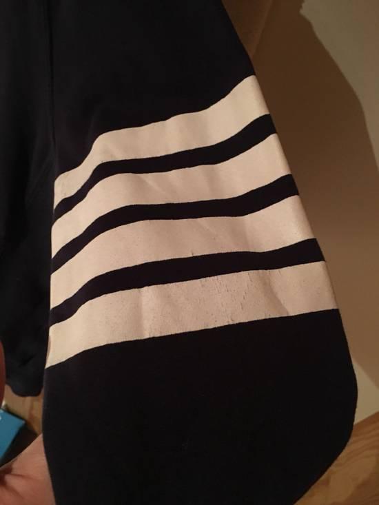 Thom Browne Thom Browne Classic Striped Navy Blue Hoodie Size US L / EU 52-54 / 3 - 5