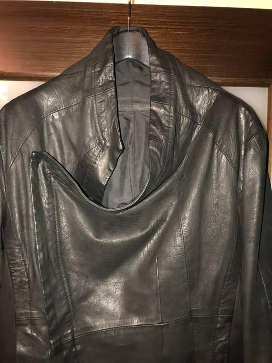 Julius Leather Jacket JP Size 3 Size US L / EU 52-54 / 3 - 1