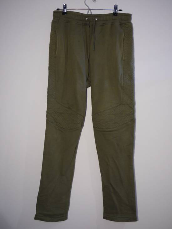 Balmain Balmain Olive Sweatpant Size US 36 / EU 52