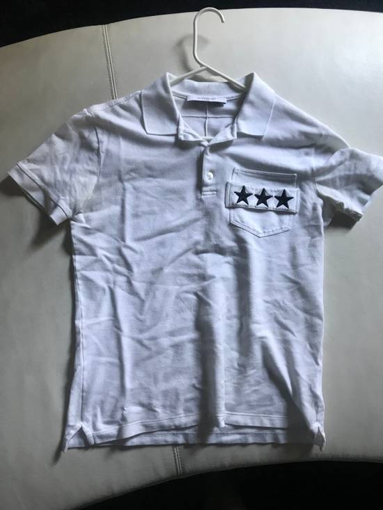 Givenchy Embroidered Stars Polo Size US S / EU 44-46 / 1