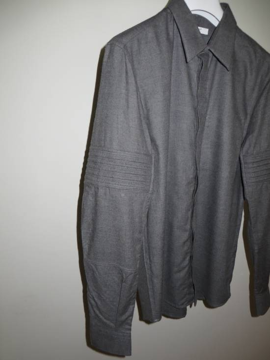 Givenchy FINAL PRICE! Grey flannel shirt Size US M / EU 48-50 / 2 - 2