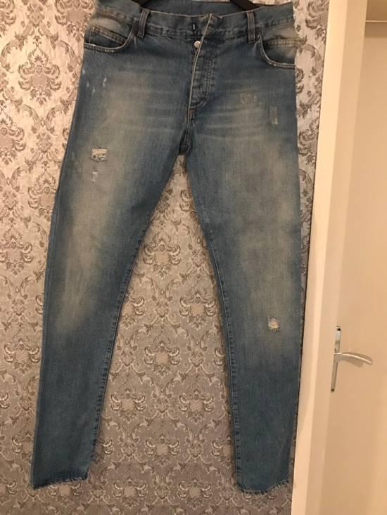 Balmain Balmain Distress Jeans Size US 30 / EU 46 - 1