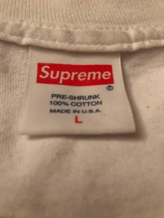 Supreme Supreme Damien Hirst Box Logo Tee White Size US L / EU 52-54 / 3 - 2
