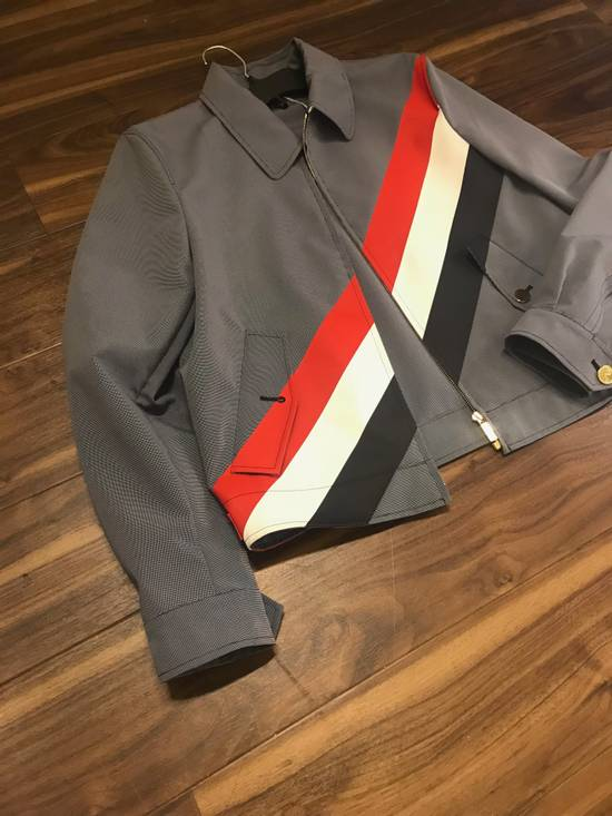 Thom Browne Light Shell Blouson Jacket Size US L / EU 52-54 / 3 - 13