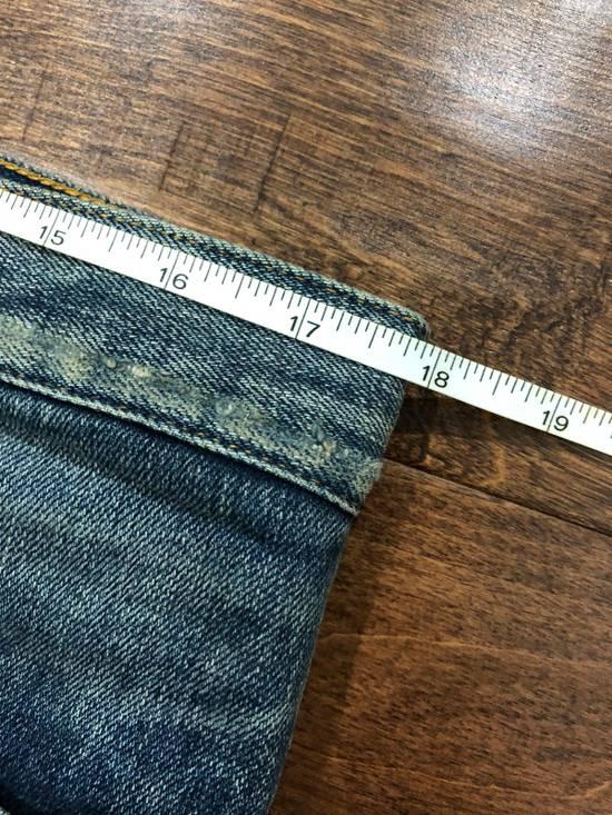 Balmain Balmain Destroyed Slim Fit Biker Jeans Size US 32 / EU 48 - 14