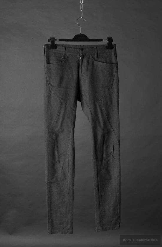 Julius Black Paneled Skinny pants Size US 28 / EU 44