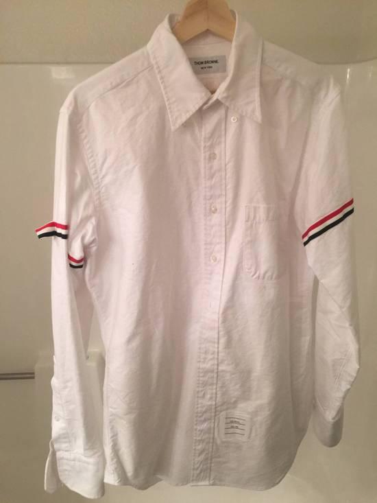 Thom Browne white shirt Size US L / EU 52-54 / 3