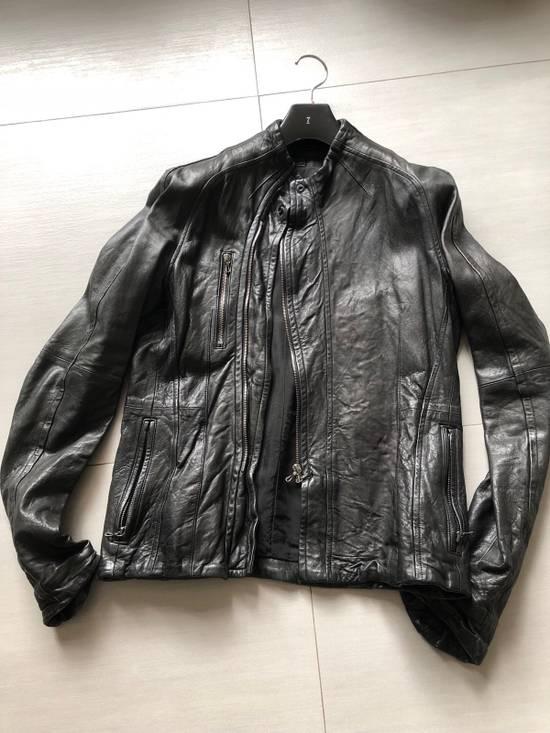 Julius Julius 7 Leather Jacket Size US M / EU 48-50 / 2