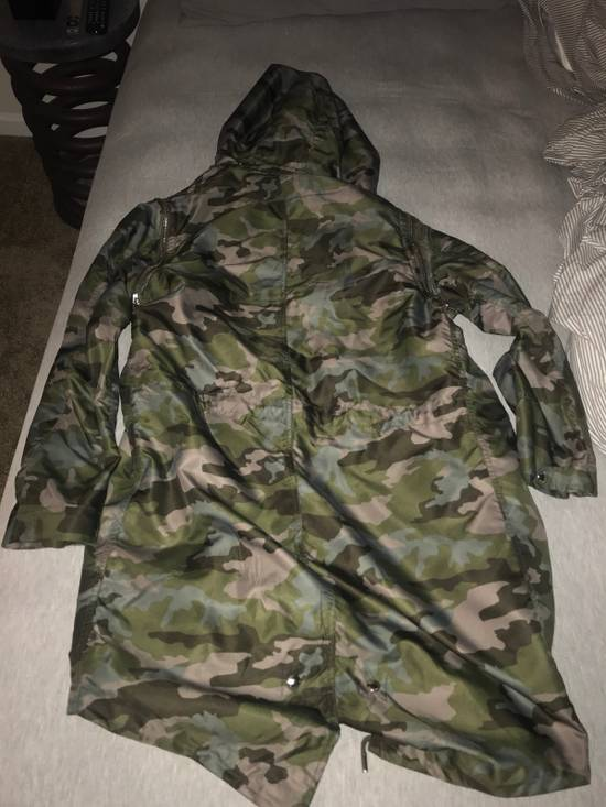 Givenchy Camo Fishtail Parka by Givenchy. Rare. Sold out. Size US M / EU 48-50 / 2 - 1