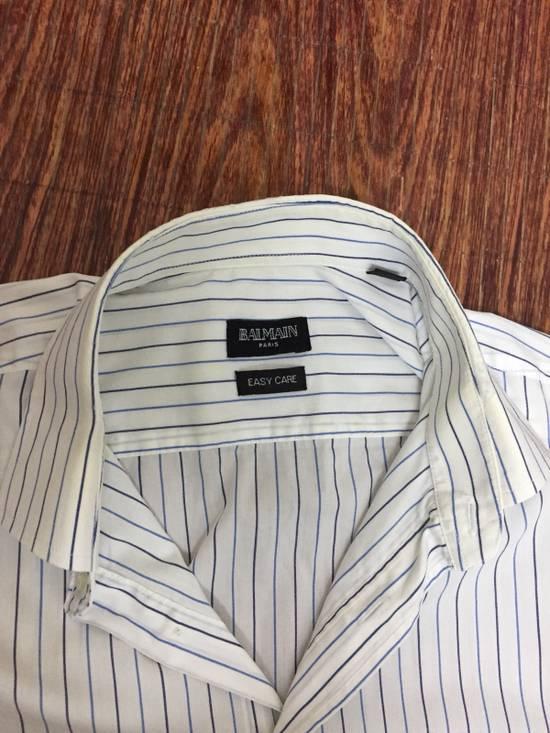 Balmain BALMAIN Long Sleeve Button Up Size US L / EU 52-54 / 3 - 10