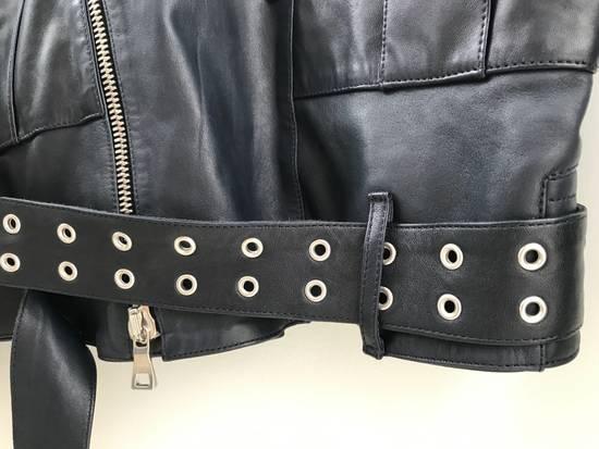 Balmain Quilted Leather Biker Jacket Size US M / EU 48-50 / 2 - 3