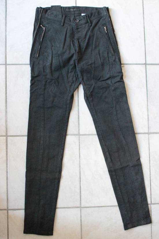 Julius Jacquard Denim trousers sz 3 Size US 32 / EU 48