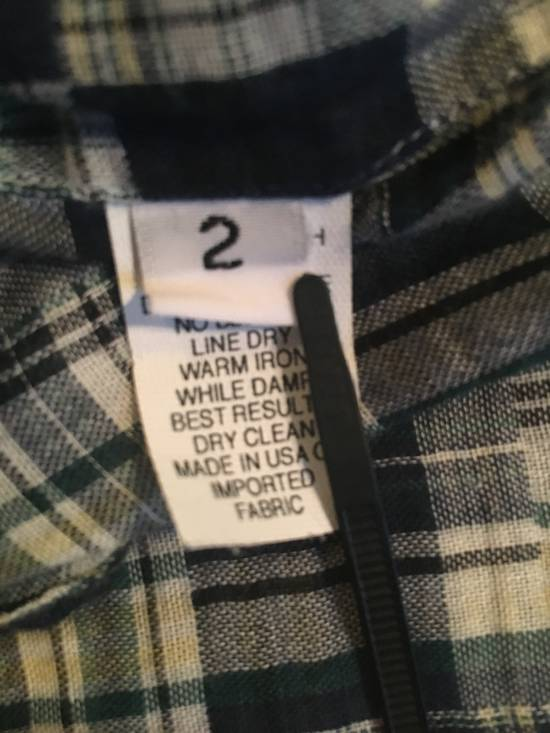 Thom Browne Plaid Madras Shirt Size 2 Size US M / EU 48-50 / 2 - 5