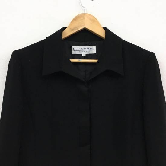 Givenchy Givenchy Blazers Woman Coats Black Size 34S - 1