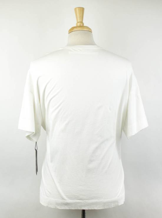 Julius White Cotton Short Sleeve Crewneck T-Shirt Size 2/S Size US S / EU 44-46 / 1 - 2