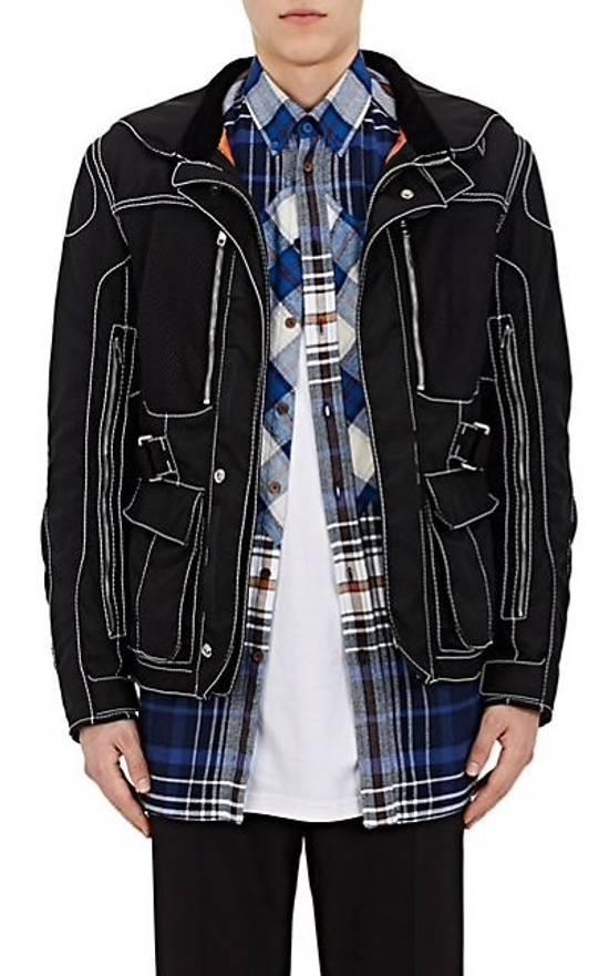 Givenchy Givenchy Mixed-Media Jacket Size US M / EU 48-50 / 2