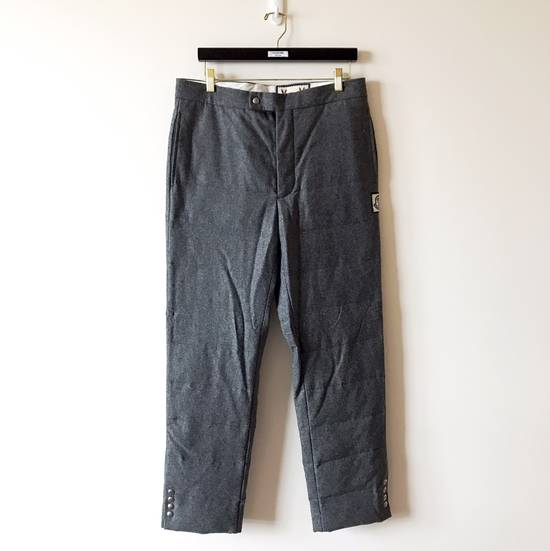 Thom Browne THOM BROWNE X MONCLER GAMME BLEU DOWN SUITS Size 38R - 8