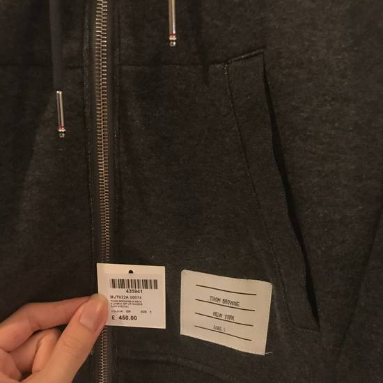Thom Browne Thom Browne X Dover Street Market Engineered 4-bar Zip Up Hoodie Size US XS / EU 42 / 0 - 2