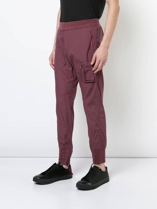 Julius Burgandy Pants Size US 34 / EU 50