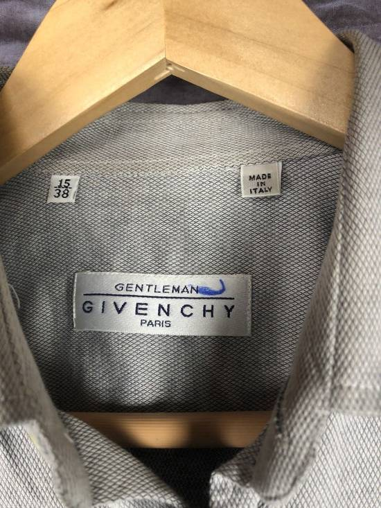 Givenchy Givenchy Gentlemen Paris Button Down Shirt Sz 15-38 Made In Italy Size US XXS / EU 40 - 1