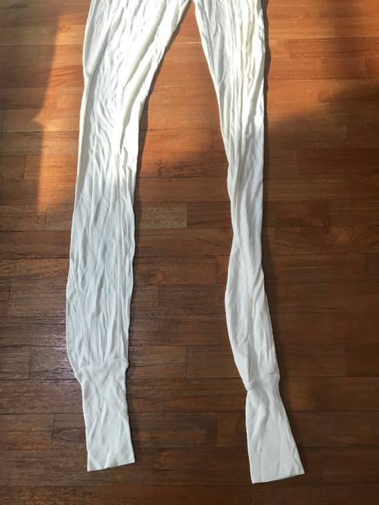 Julius SS10 cream rib leggings Size US 32 / EU 48 - 1