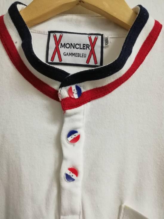 Thom Browne Moncler Gammebleu x Thom Browne Single Pocket Button Up Shirt Size US XXL / EU 58 / 5 - 1