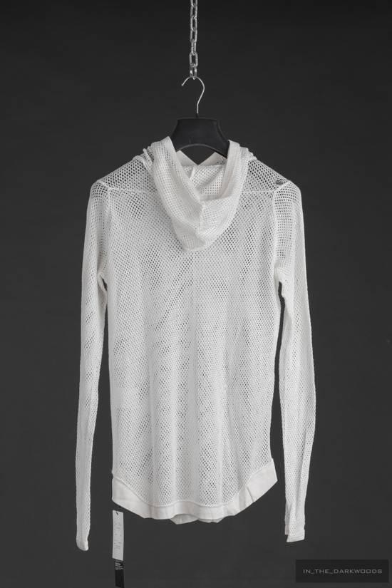 Julius mesh knit cotton hooded top 2015SS Size US S / EU 44-46 / 1 - 3