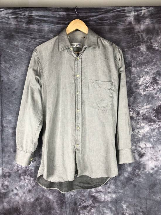 Givenchy Givenchy Gentlemen Paris Button Down Shirt Sz 15-38 Made In Italy Size US XXS / EU 40