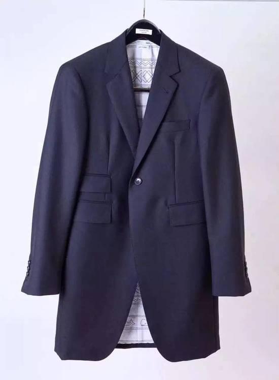 Thom Browne whale turtle line black coat Size US S / EU 44-46 / 1