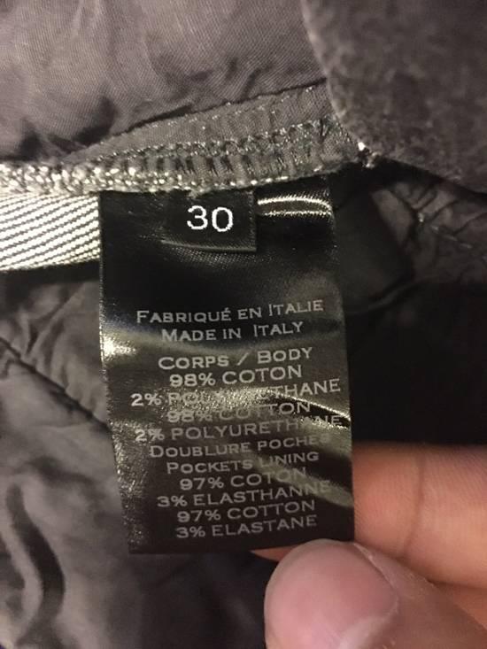 Balmain Balmain Black Distressed Biker Jeans Size US 30 / EU 46 - 2