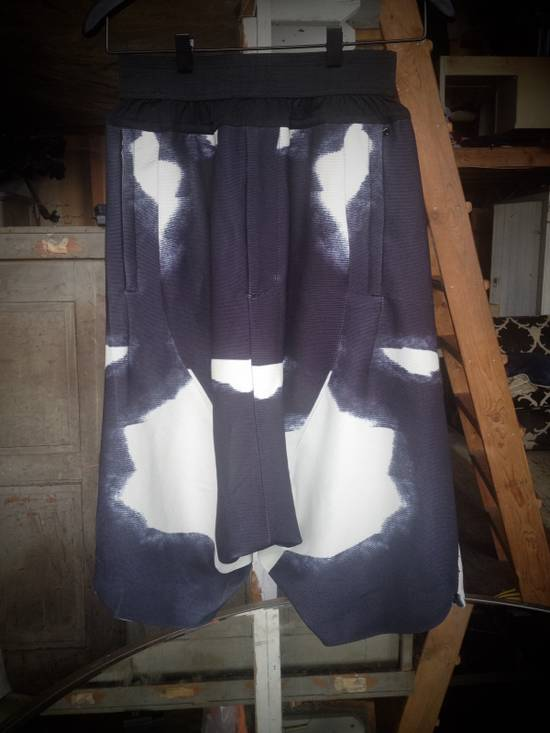 Julius BN w/o T Silk & Cotton Jersey Drop Crotch Shorts Size US 32 / EU 48