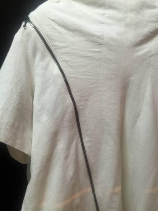 Julius SS14 ghost asymmetrical zip jacket Size US M / EU 48-50 / 2