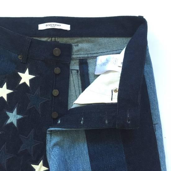 Givenchy $1.3k Stars & Stripes Denim Jeans NWT Size US 32 / EU 48 - 3