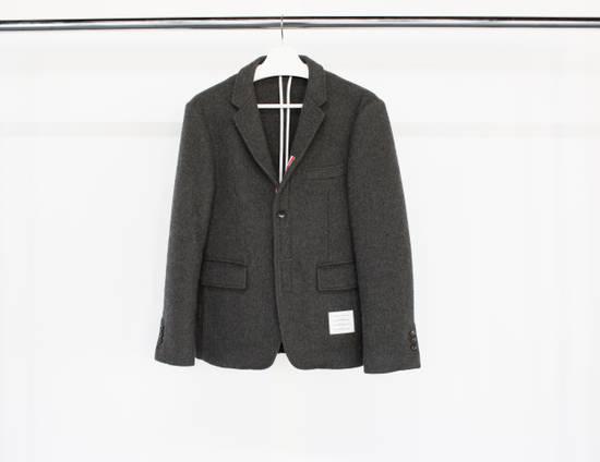 Thom Browne Military weight cashmere blazer Size 36S